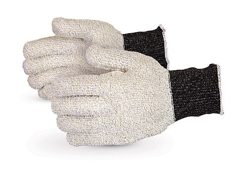 #TRFGK -  Superior® Contender™ Terry-Knit Kevlar® Cut Resistant Heat Safety Metal-Stamping Work Gloves