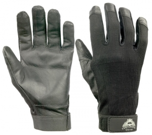 #WWF-2D1 Turtleskin® WorkWear Plus Leather Mechanics Gloves