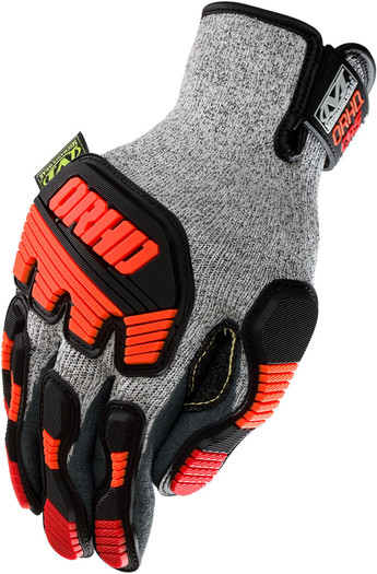 Mechanix Wear® ORHD Knit® CR5 Nitrile Dipped Work Gloves