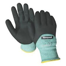 North® by Honeywell® NorthFlex® Oil Grip™ Cut Resistant Gloves, NFD35X NorthFlex-Oil Grip™ 3/4 Coated Cut-Resistant Work Gloves, cut level 4