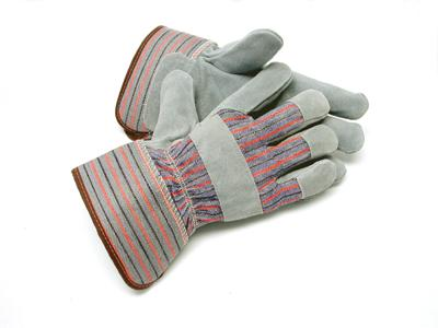 Leather Thinsulate® Lined Cold Weather Gloves