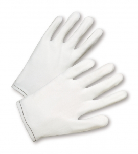 Low-Lint Nylon Inspection Gloves/Liners