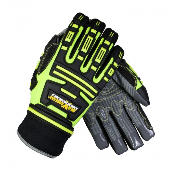 PIP® Maximum Safety® Roustabout™ Gloves w/ Waterproof Liner #120-5275