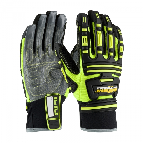 PIP® Maximum Safety® Roustabout™ Kevlar® Stitched Gloves #120-5200