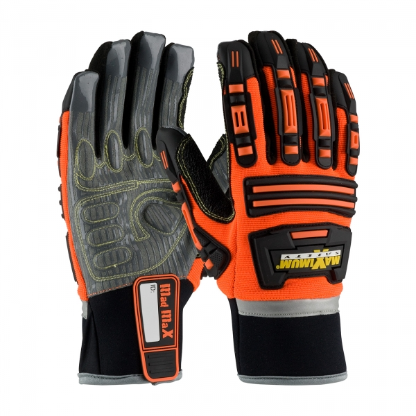 PIP Maximum Safety® Roustabout™ II Gloves #120-5300