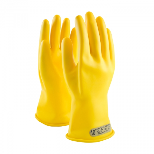 #170-00-11 PIP NOVAX® Class 00 Rubber Insulating 11` Glove w/ Straight Cuff