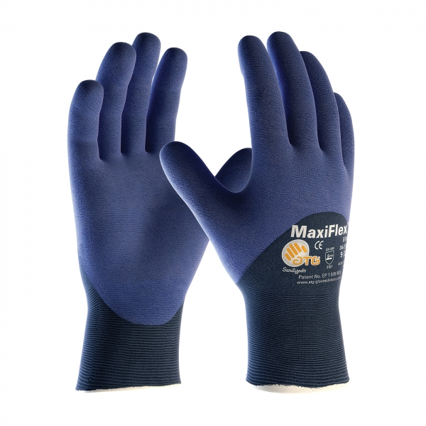 34-275 PIP MaxiFlex® Elite™ Ultra Light Weight  Glove w/ 3/4 Nitrile Coated Palm