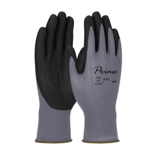 PIP® Prime™ Nitrile Coated Nylon Knit Touchscreen Gloves