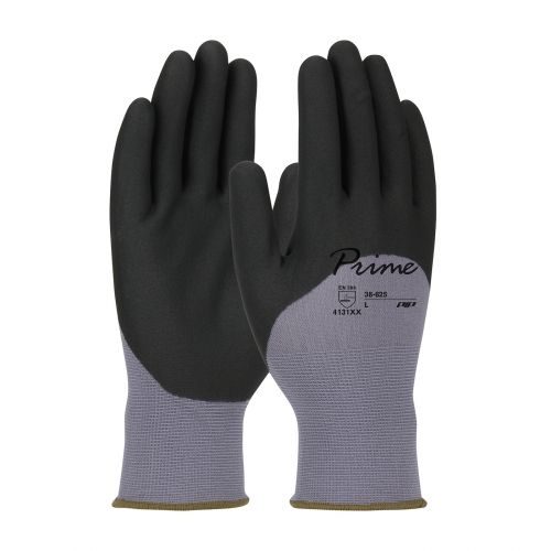PIP® Prime™ Nitrile Coated Knuckle Nylon Knit Touchscreen Gloves
