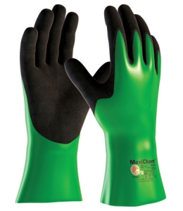 56630 PIP MaxiChem® ATG® 12` Polymer Chemical-Resistant Gloves