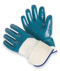 Nitrile Palm Coated Jersey Lined Work Glove