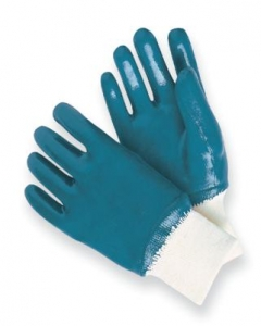 Nitrile Fully Coated Jersey Lined Work Glove