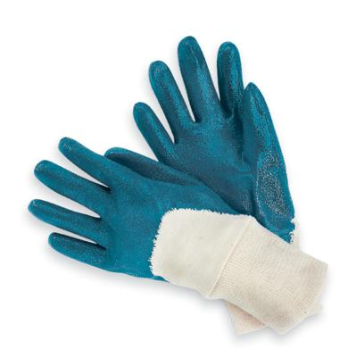 Light Weight Nitrile Palm Coated Jersey Lined Work Glove