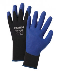 Air Infused PVC Palm Coated Gloves
