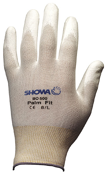 BO500 Showa® BO500 Hi-Tech Coated Protective Knit Gloves