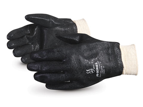 #FB200K Superior Glove® Chemstop™ Double-Dipped PVC Gloves