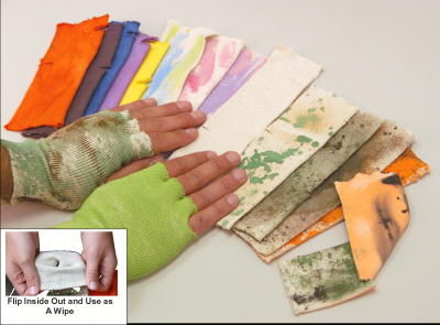 Hand-Camo™ Field Hand Wrap/Limited-Use Glove