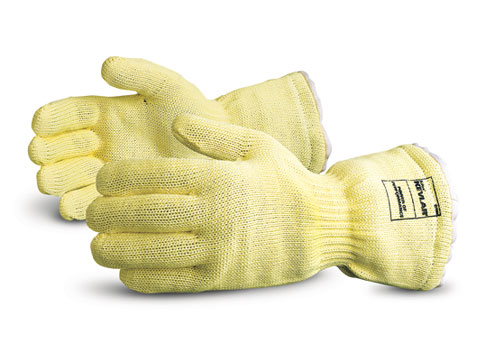 #K835KP Superior Glove® Dragon™ Extreme High-Heat 12-inch Kevlar® Gloves