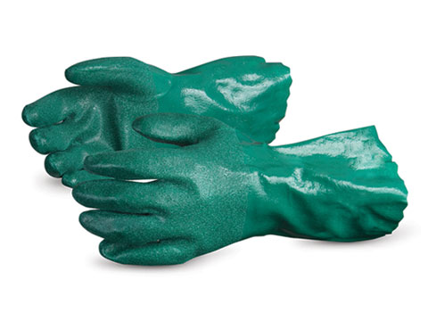 #NT230 Superior® Glove Nitrile Crushed Ceramic-Powder Grip Gloves