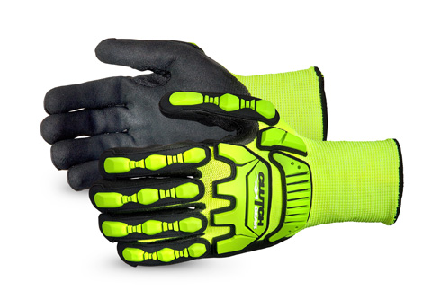 #SHVPNTVB Superior® Glove Clutch Gear® High-Viz Puncture-Resistant Glove