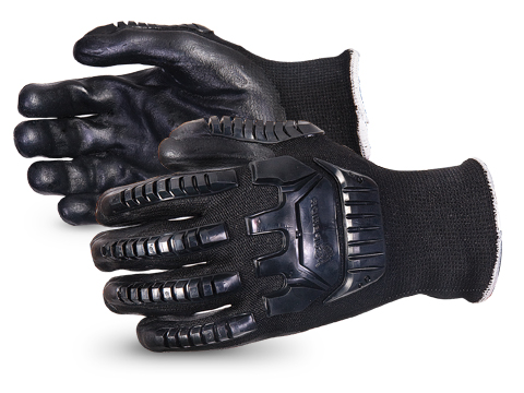 #SKBFNTVB Superior® Glove Emerald CX® Impact & Cut Resistant String-Knit Glove