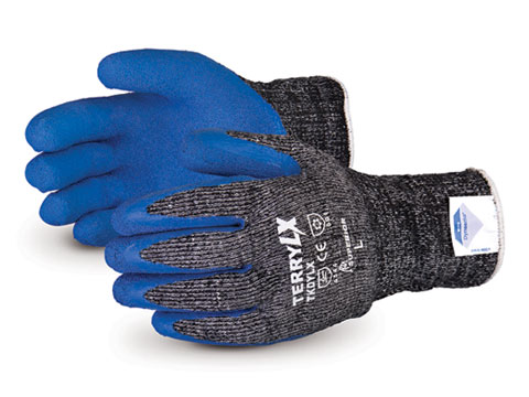#TKDYLX Superior® Glove Dexterity® Cold-Weather Composite-Knit with Dyneema® & Latex Palms