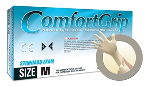 CFG400 Microflex® ComfortGrip™ Powder-Free Latex Exam Gloves