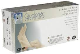 QRP® Gloves Qualatex® Miracle Grip Polymer Coated Latex Gloves