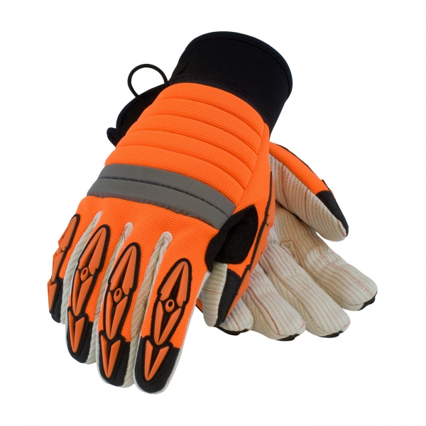 PIP® Maximum Safety® Derrickmen™ Glove #120-4720