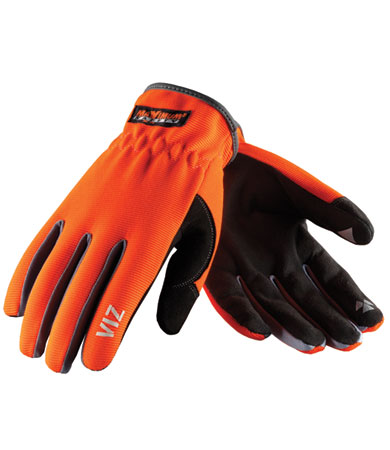 #120-4600 PIP Maximum Safety® Viz Workman's Gloves