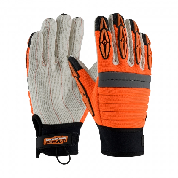 PIP Maximum Safety® Derrickmen™ Glove #120-4720