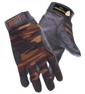 1478 Tillman™ Camouflage TrueFit™ Cowhide Leather Work Gloves