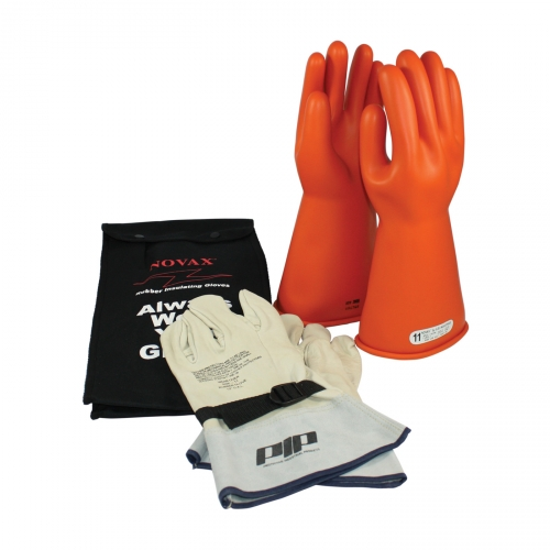 147-SK1 PIP® Novax® Class 1 Electrical Safety 14` Glove Kit