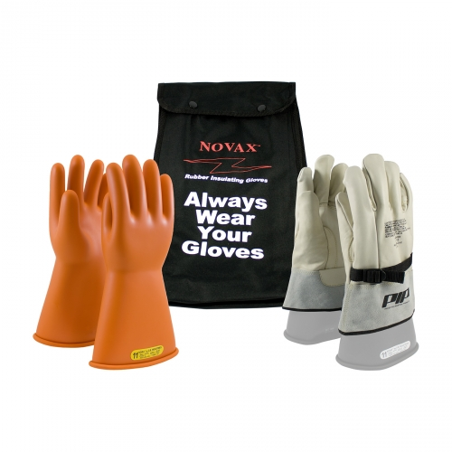 147-SK2 PIP® Novax® Class 2 Electrical Safety 14` Glove Kit
