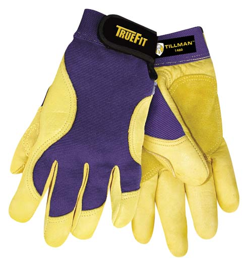 1480 Tillman™ TrueFit™ Deerskin Leather Work Gloves
