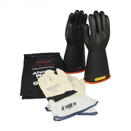 155-SK2 PIP® Novax® Class 2 Electrical Safety 14` Glove Kit