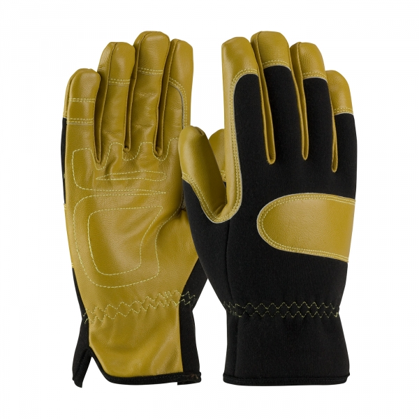 PIP® Maximum Safety® AR/FR Driver's Glove w/ Aramid Back & Kevlar® Lining #73-1700