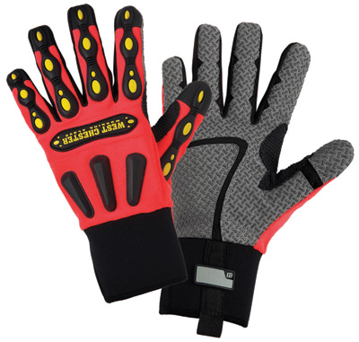 86711 West Chester Winter R2™  Safety Pro Series™ Riggers Work Gloves