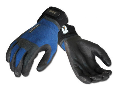 97002 Ansell® ActivArmr™ HVAC  Coated Cut-Resistant Protective Work Gloves, cut level 3