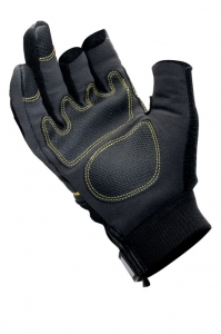 V235/GUOC Valeo® Work Pro Open Finger Mechanics Work Gloves