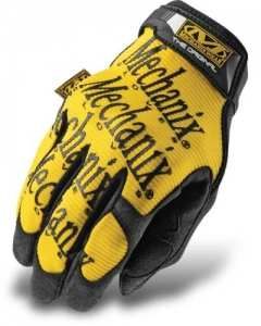 The Original® Glove-Yellow, Mechanix Wear® Wear Original®  All Purpose Work Gloves