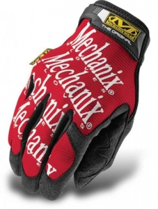 The Original® Glove-Red, Mechanix Wear® Wear Original®  All Purpose Work Gloves