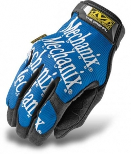 The Original® Glove-Blue, Mechanix Wear® Wear Original®  All Purpose Work Gloves