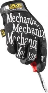 The Original® Glove-Black, Mechanix Wear® Wear Original®  All Purpose Work Gloves