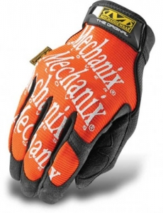 The Original® Glove-Orange, Mechanix Wear® Wear Original®  All Purpose Work Gloves