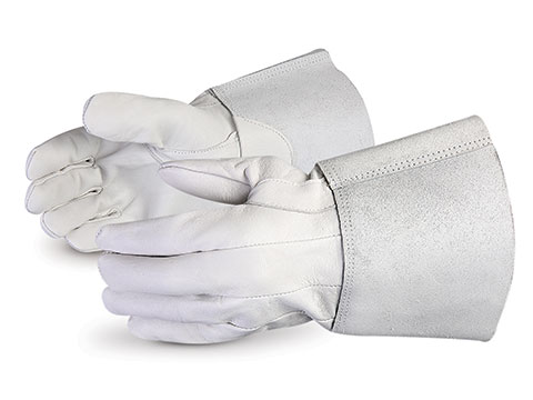 #335PTIG Superior Glove® Precision Arc™ Grain Pigskin TIG Welders Gloves