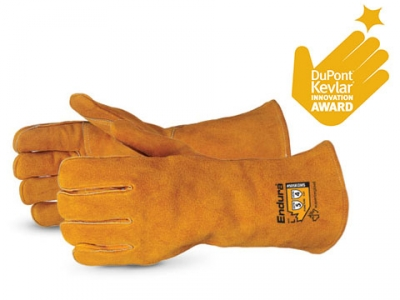 #505KGWS Superior Glove® Endura® Deluxe  Welding Gloves