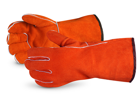 #505MARS Superior Glove® Endura® Deluxe High-Heat Resistant Welding Gloves