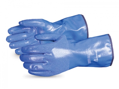 North Sea Winter Nitrile Coated Gloves Waterproof
