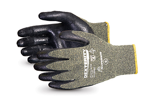 #S13FRNE Superior® Glove Dexterity® Arc Flash Glove w/ Neoprene Palm